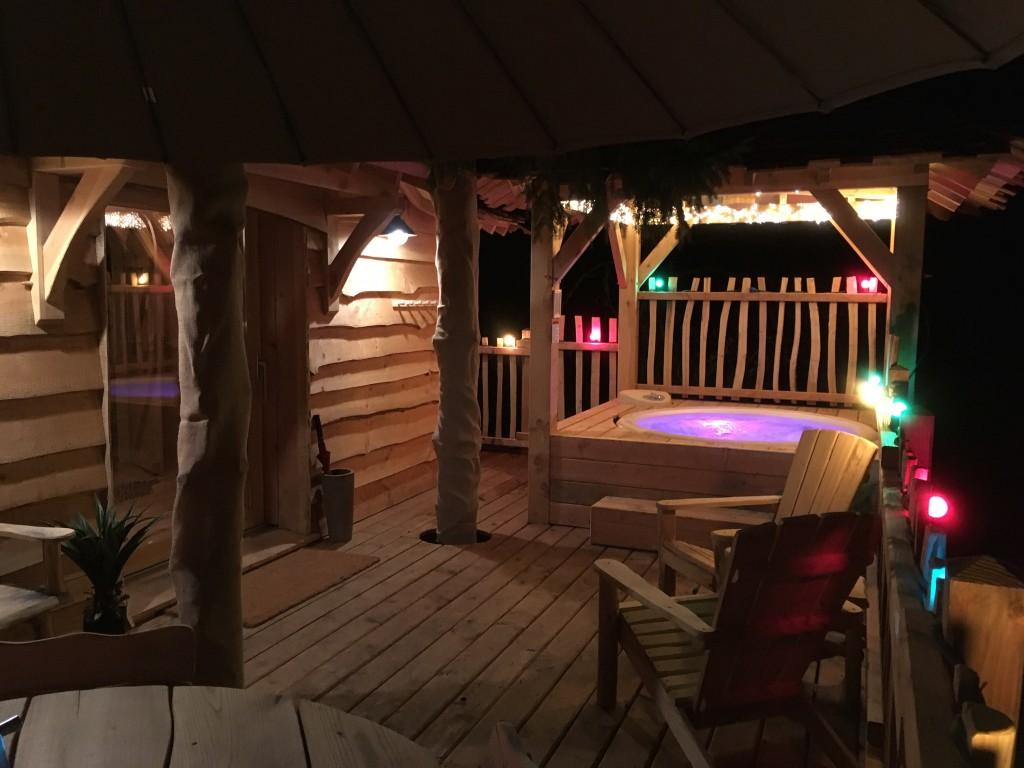 cabane spa de l 39 ile cabane dans les arbres proche paris. Black Bedroom Furniture Sets. Home Design Ideas
